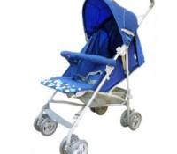 Детская коляска-трость GEOBY D208 (Синяя)