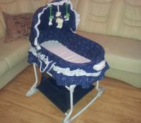 Детская кроватка Coneco Simply (Simplicity)