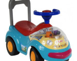 Детская машина-каталка машинка Arti Garbus Premium (музыкальная)