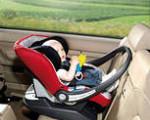Детское автокресло группы 0+ Peg-Perego Primo Viaggio  (с базой)